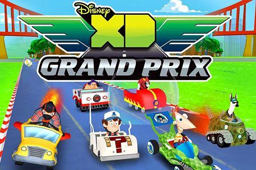 logo Disney: XD Grand Prix