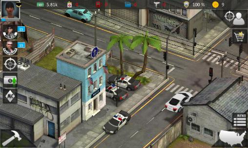 Bloody roads: California für Android