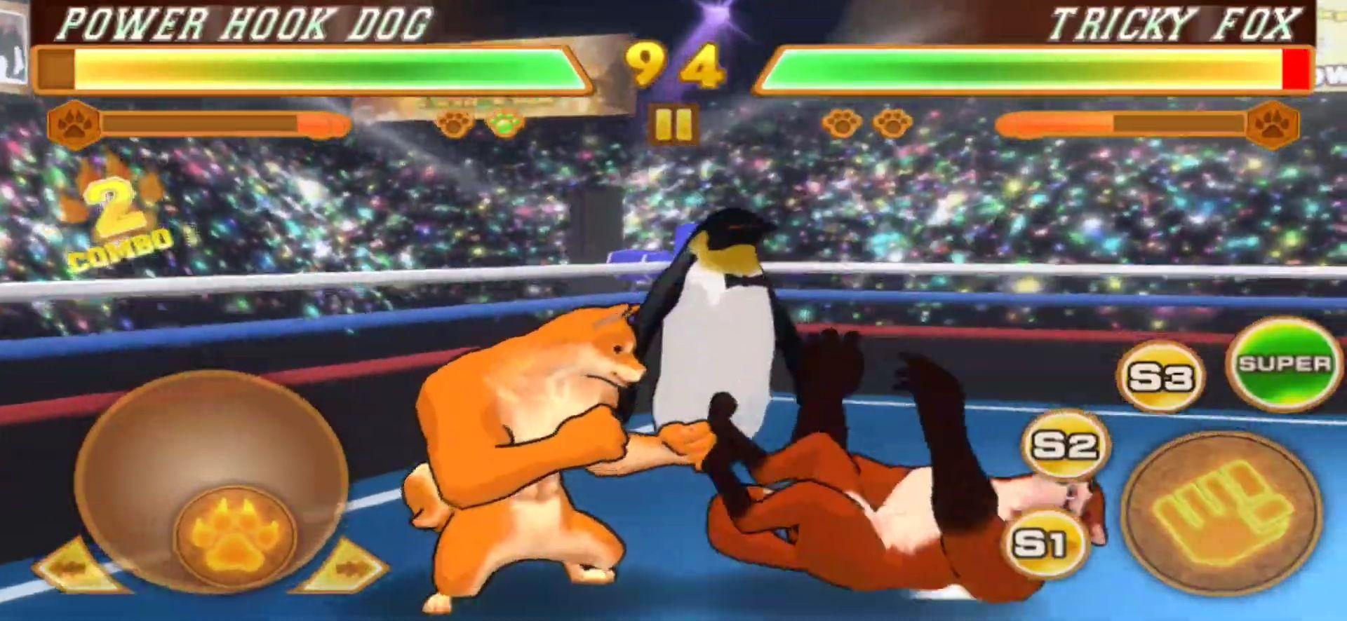 Fight of Animals-Solo Edition скріншот 1