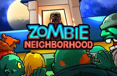 logo Zombie Neighborhood