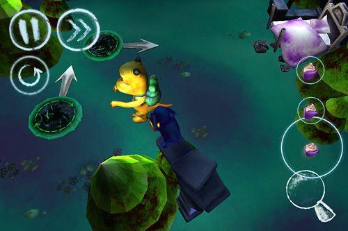 Screenshot Vincents Traum auf dem iPhone