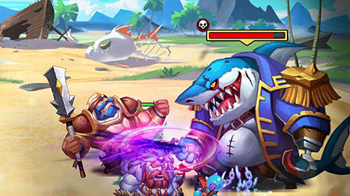 Pirate heroes: Siege of Atlantis für Android