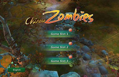 Jogo de luta: faça o download de Os Zumbis Chineses para o seu telefone