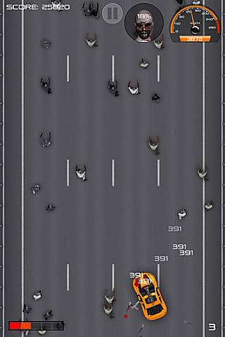 Arcade-Spiele: Lade Drive! auf dein Handy herunter