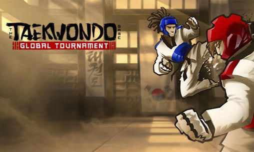 The taekwondo game: Global tournament capture d'écran 1