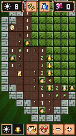 Logikspiele Minesweeper: Collector für das Smartphone