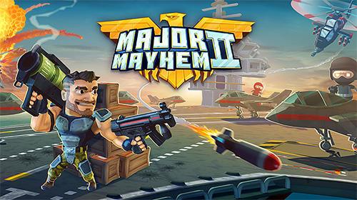 Major mayhem 2: Action arcade shooter Screenshot