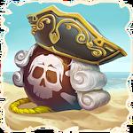Pirate battles: Corsairs bay Symbol