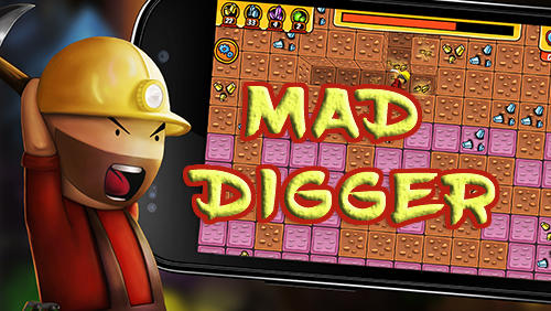 Mad digger Screenshot