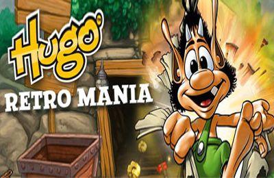 logo Hugo Rétro Manie