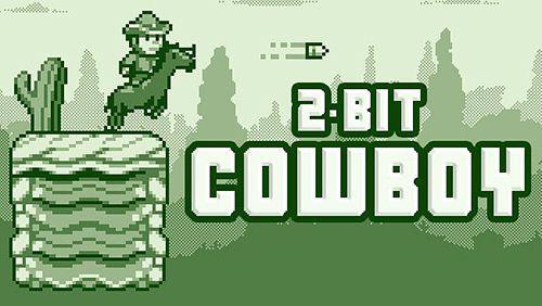 logo 2-Bit Cowboy