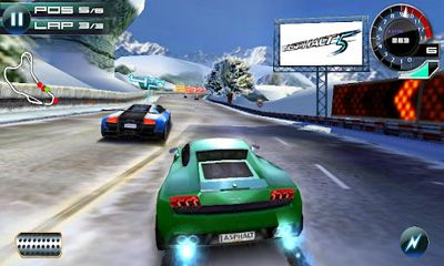 Asphalt 5 Screenshot