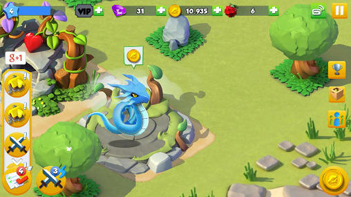 Dragon mania: Legends para Android
