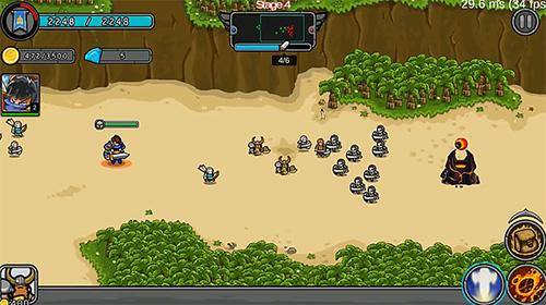 Frontier wars 2: Rival kingdoms auf Deutsch