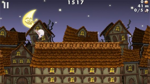 Скріншот Nosferatu - Run from the Sun на iPhone
