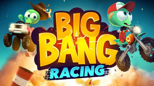 Big bang racing Screenshot