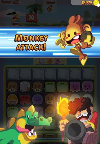 Pirate match adventure screenshot 2