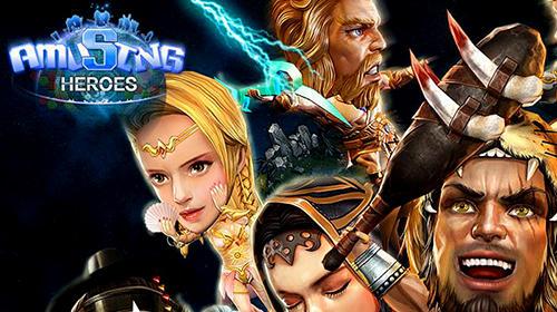 Amusing heroes: Strategy RPG Screenshot