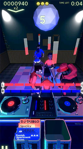 Arcade Mixmstr: Be the DJ for smartphone