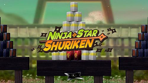 Capturas de tela de Ninja star shuriken
