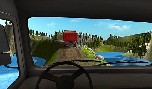 Truck driver extreme 3D für Android