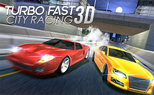 Turbo fast city racing 3D Screenshot