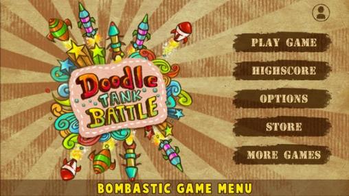 Arcade: Lade Doodle Panzerschlacht auf dein Handy herunter