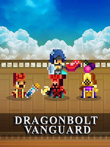 logo Dragonbolt: Avant-garde