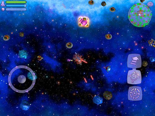 Minero espacial: Edición de platino para iPhone