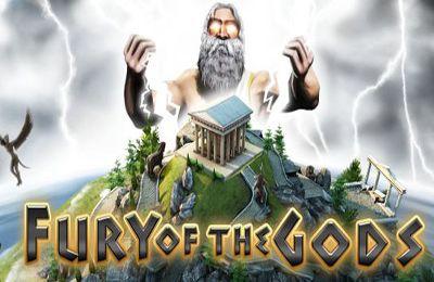 logo La furia de Dioses