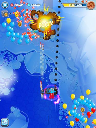 Блунс: Супер обезьянка 2 для Айфон