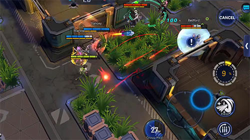 Speedy gunfire: Striking shot para Android
