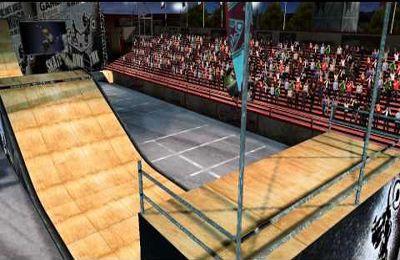 Screenshot Megarampe - Das Spiel auf dem iPhone