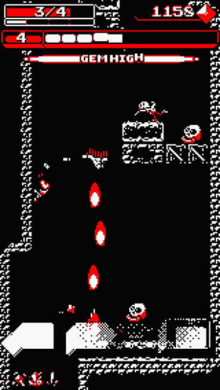 Downwell para Android
