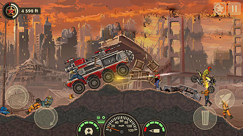 Earn to die 3 para Android