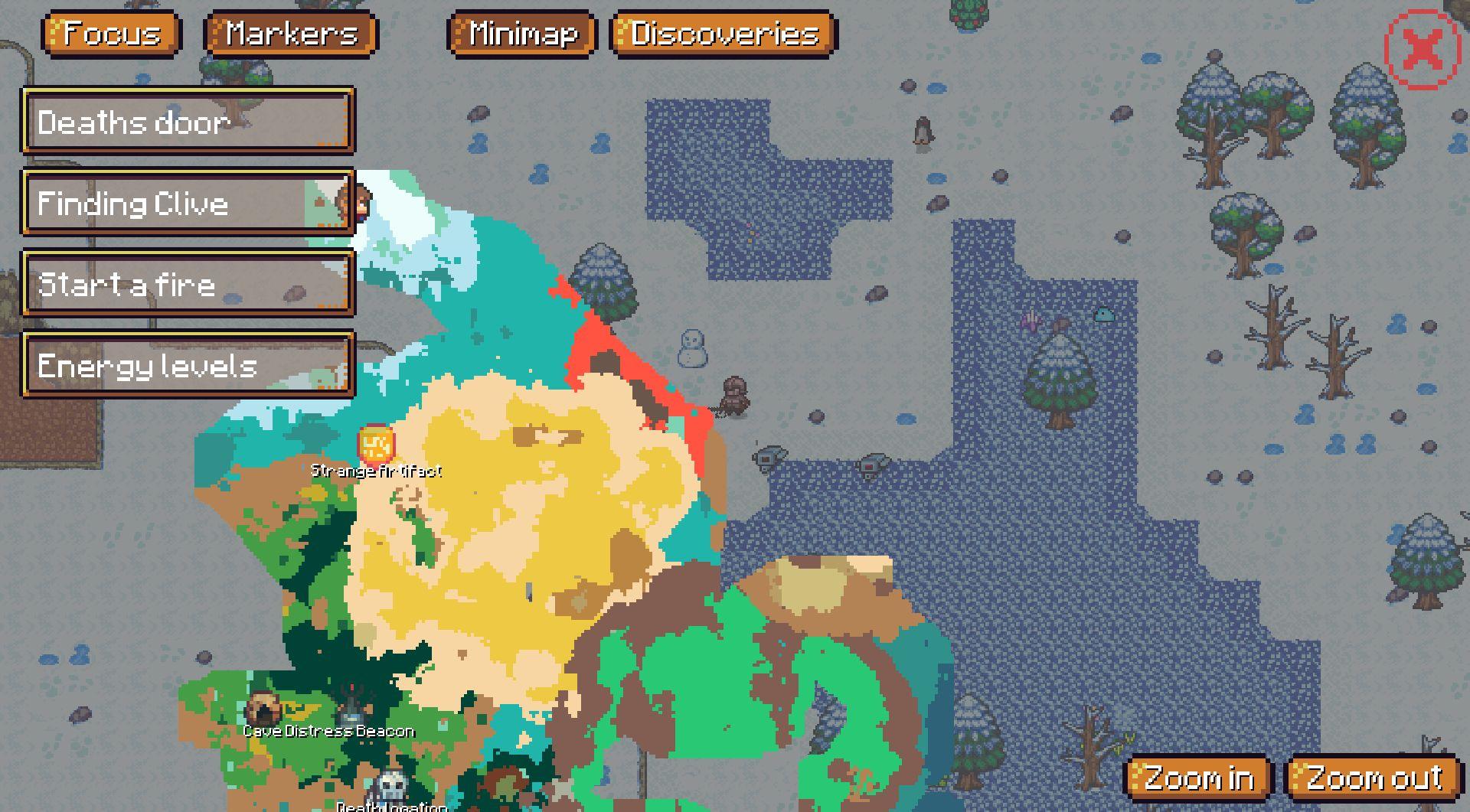 Surviving Titan captura de tela 1
