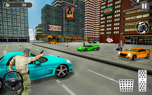 Grand thief gangster Andreas city für Android