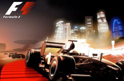 логотип Формула 1. 2011
