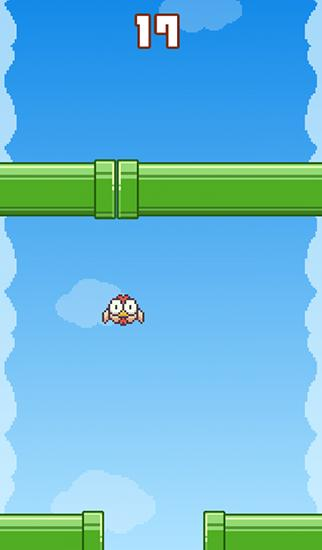 Chick can fly для Android
