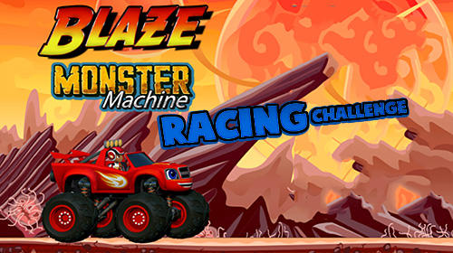 Blaze and the monster machines: A racing challenge скріншот 1