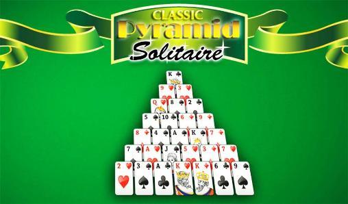 Classic pyramid solitaire Screenshot
