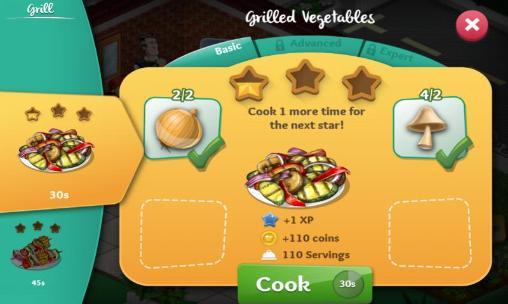 Chef town: Cook, farm and expand captura de pantalla 1