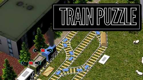 Train puzzle Screenshot
