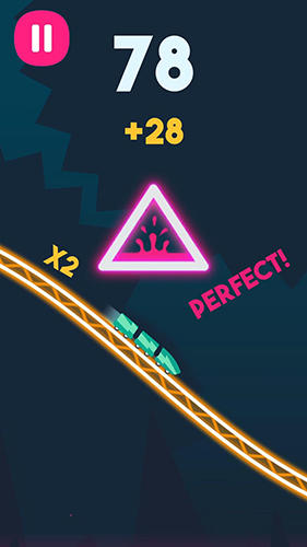 Rollercoaster dash for Android