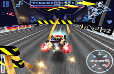 Racing games: download CrazX Racing to your phone