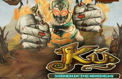 logo Ku: el Sudario de Morrigan