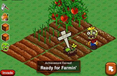 Zombie Bauernhof auf Deutsch