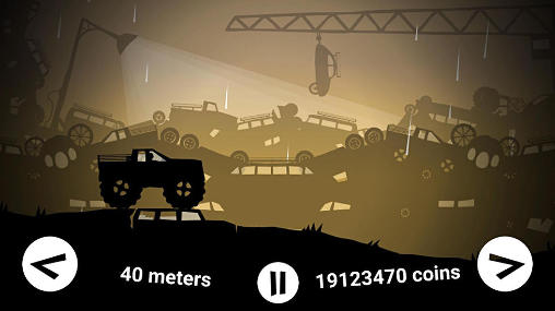 Arcade-Spiele Very bad roads für das Smartphone