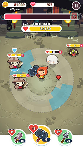 Micro RPG Screenshot