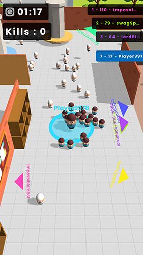 Jogos de arcade Popular warspara smartphone